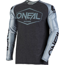 O'Neal Mayhem Lite Jersey Hexx Heren, gray/black